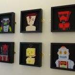 robots by chris cowdrill