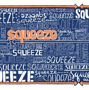 'squeeze' by chris cowdrill