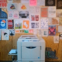 the risograph printer