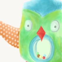 bird rattle