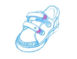 baby shoe 1