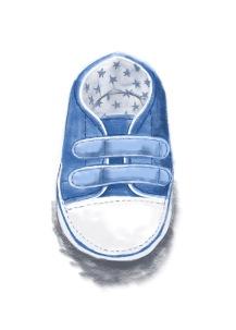 baby shoe 15