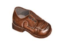 baby shoe 17