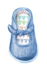 baby shoe 9