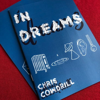 in dreams - an illustration tribute to david lynch by chris cowdrill
